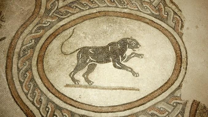 Villa dei Mosaici Spello altri 500 metri quadrati di storia e il fascino 3D