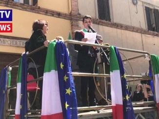 Vissero e morirono per la Libertà, ricordati a Perugia, Festa 25 aprile
