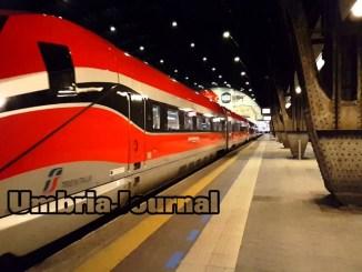 Frecciarossa Perugia Milano Torino, è inverno, rimodulati gli orari