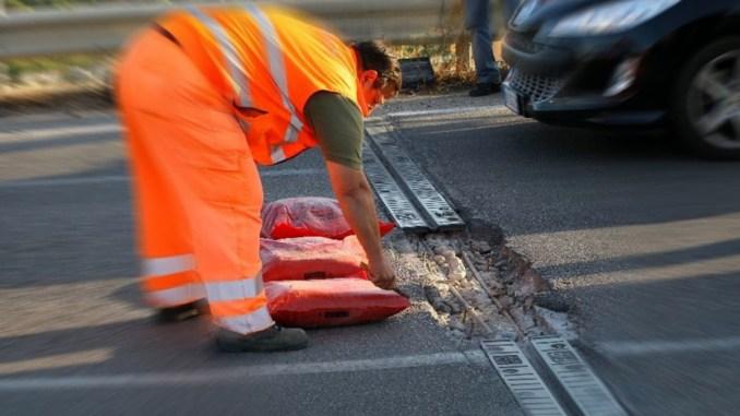 Umbria, Anas, avanzano lavori di riqualificazione della E45