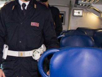 Polizia Ferroviaria, nel 2018 ridotti i reati predatori sui treni e stazioni