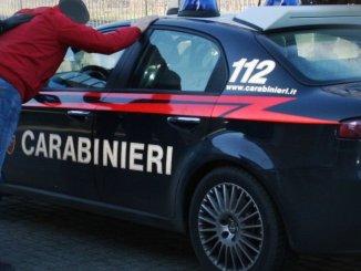 Carabinieri arrestano un ragazzo derutese di 19 anni, spacciava