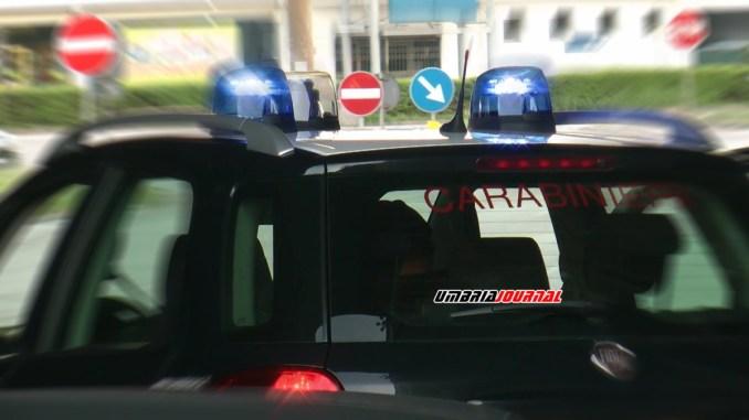 Ruba in un'azienda di Bastia, carabinieri arrestano assisano