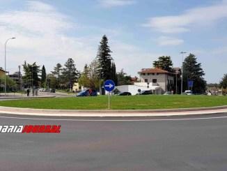 Viabilità e rotatoria Strozzacapponi migliora transito Pievaiola Perugia