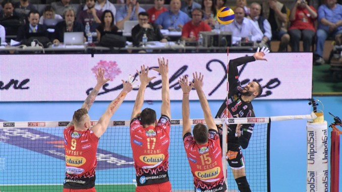 Volley, Sir Safety, Gara 4 a Civitanova, è l'occasione per fare storia