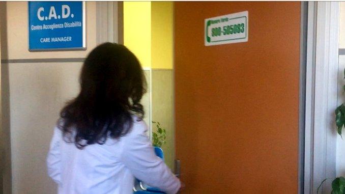 Ospedale Terni, potenziato Centro Accoglienza Disabilità