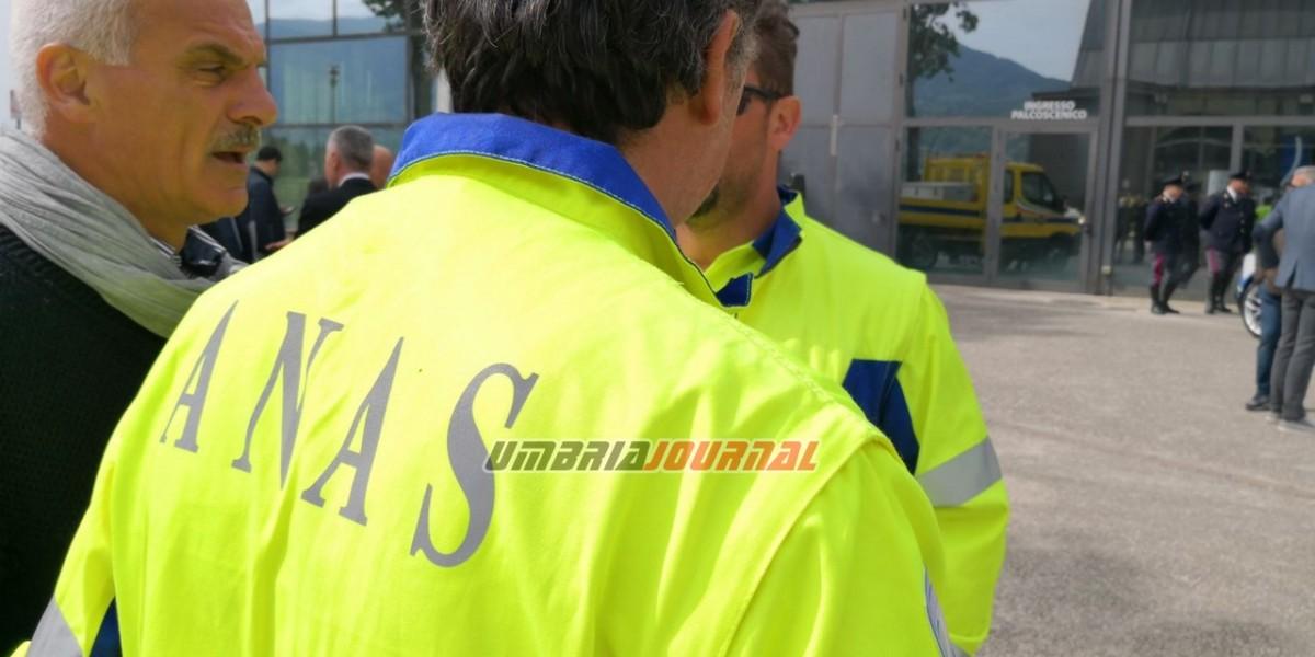 La Strada di Francesco, ad Assisi il roadshow di Anas Congiunzioni