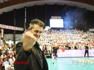 Sir Safety Conad Volley Lorenzo Bernardi e Gino Sirci, incontro chiarificatore