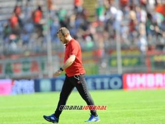 Roberto Breda ai tifosi: 'Playoff, fidatevi del Grifo'