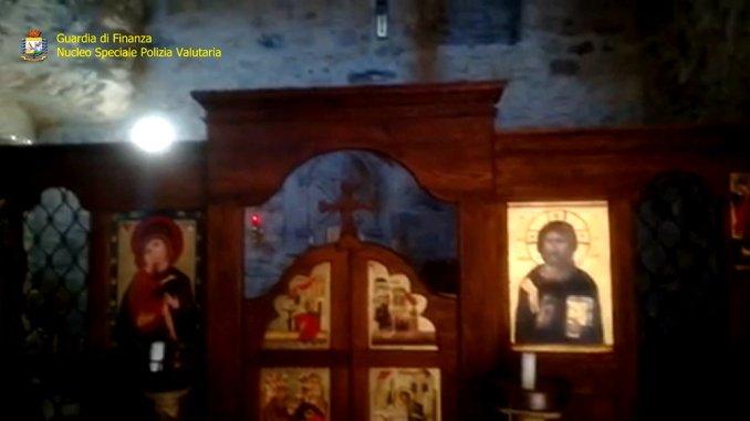 Truffa milionaria, in manette Massimo, il vescovo della chiesa ecumenica