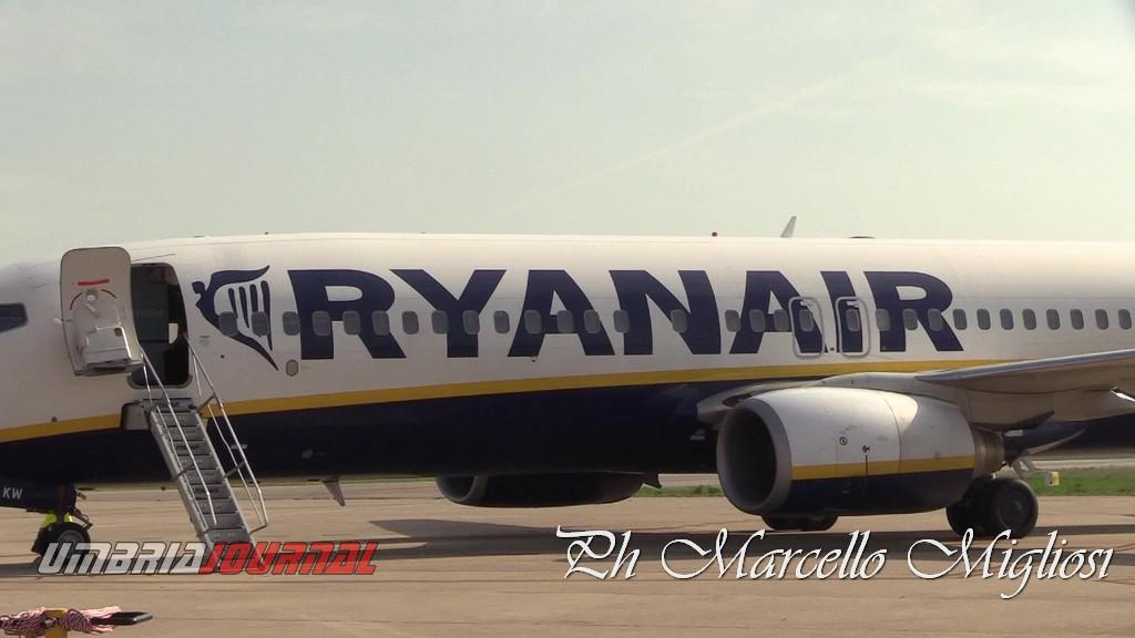 Aeroporto Perugia, al via voli da e per Malta, da aprile due collegamenti