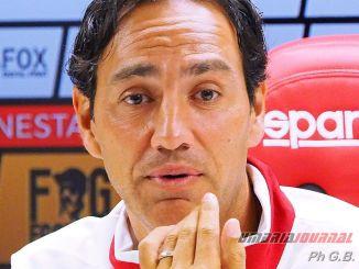 Alessandro Nesta in conferenza stampa, Lecce forte, non sono preoccupato