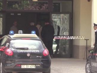 Carabinieri Nucleo Operativo Compagnia di Todi, pregiudicato in arresto