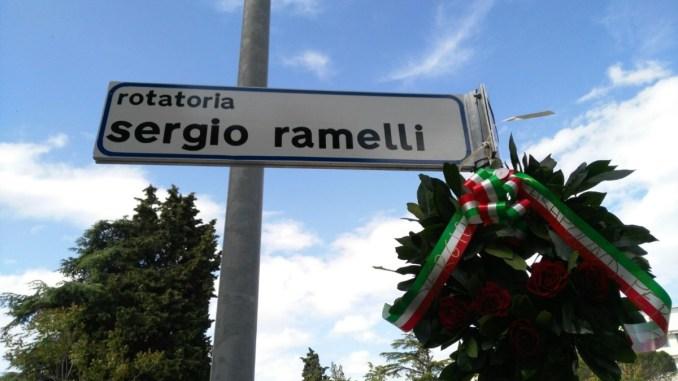 CasaPound Perugia, rotatoria Sergio Ramelli, il Pd si vergogni