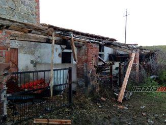 Esplosione tra Panicale e Tavernelle, indagini in corso