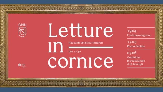 Letture in cornice narrazione storico artistica alla Galleria Nazionale