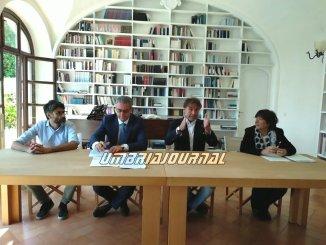Brunello Cucinelli restaurerà torre civica e teatro di Norcia