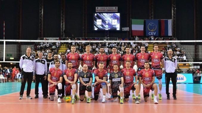 Volley, Sir Safety, destinazione Kazan, si va a caccia della Gloria!