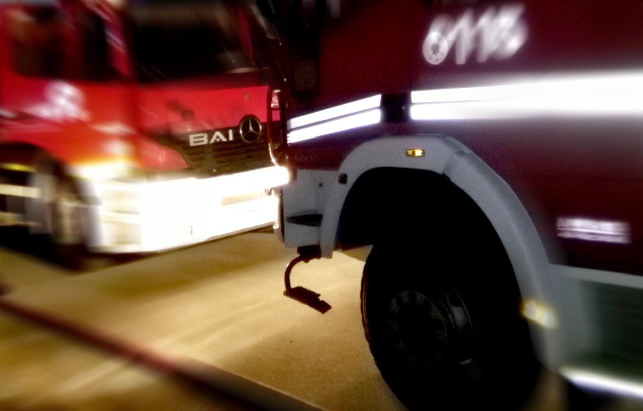 Due auto incendiate sabato scorso a Terni, una lungo viale Brin