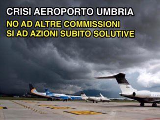 Continui e gravi problemi all'Aeroporto dell'Umbria, Ricci, muoversi subito