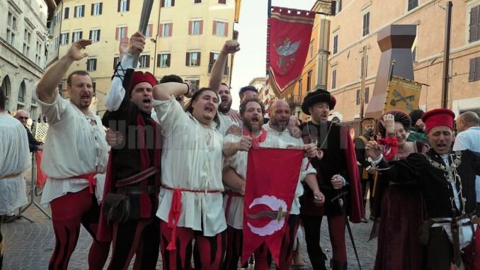 Perugia 1416, Porta Sant'Angelo vince la Mossa alla Torre VIDEO