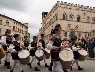 Perugia 1416 il programma e gli orari di oggi e domani