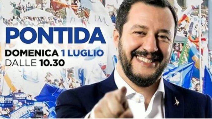 Raduno di Pontida anche per la Lega Umbria