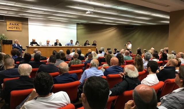Verso le Elezioni Regionali 2020, ampio pubblico e oltre 150 referenti, da tutti i territori umbri