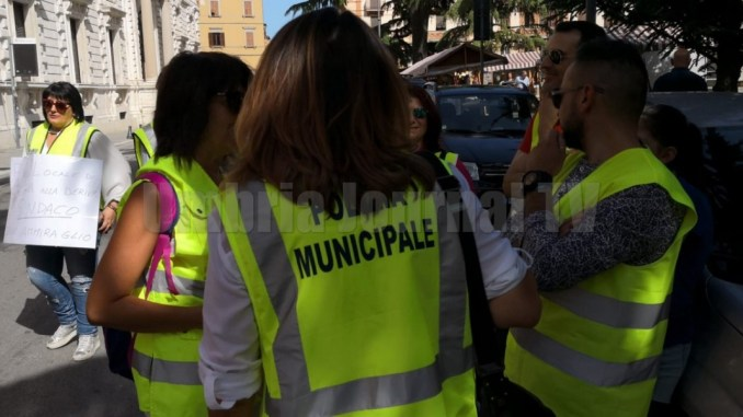 Perugia1416, Polizia Locale in sciopero, sindaco si gira dall'altra parte