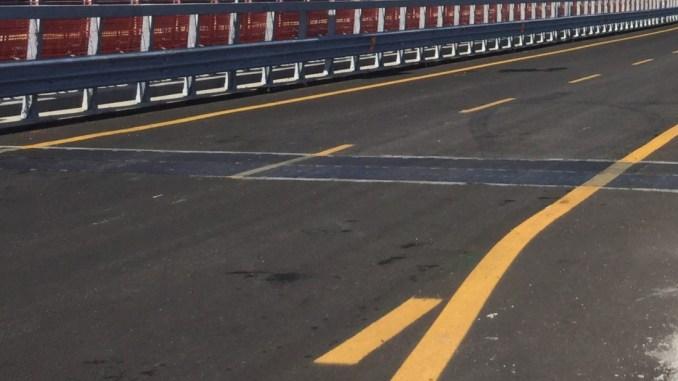 Statale 3Bis Tiberina, per lavori sarà chiusa fino al 30 settembre