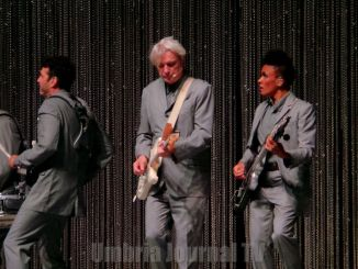 Umbria Jazz, l'artista scozzese, David Byrne, all'Arena Santa Giuliana