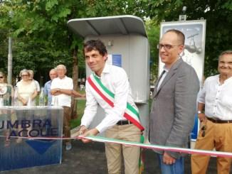 Realizzata la fontanella pubblica di a San Martino in Campo