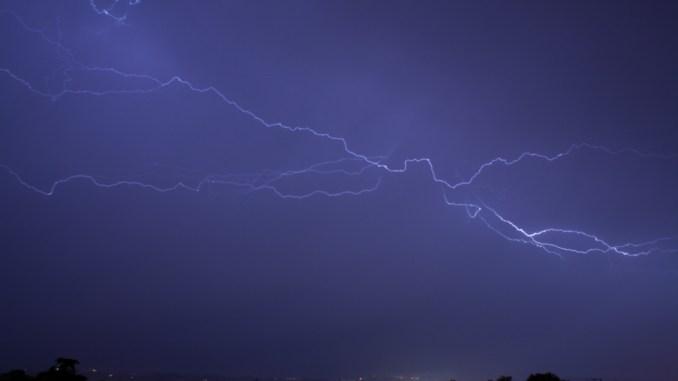 Maltempo in Umbria, temporali, vento e freddo, danni nell'Orvietano