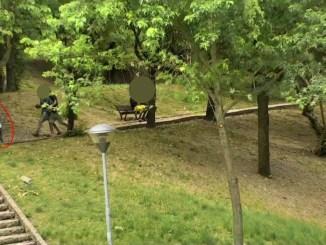 Il Parco Verbanella di Perugia, un posto frequentato anche da minori