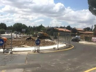 Rotatoria Santa Sabina Perugia pericolosa, Camicia, sembra pista di Monza