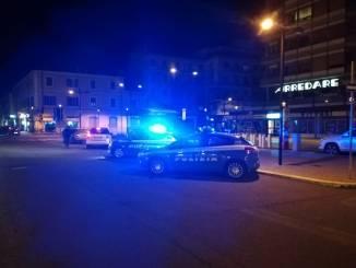 """Reati predatori, operazione """"Alto Impatto"""" della polizia di Terni"""