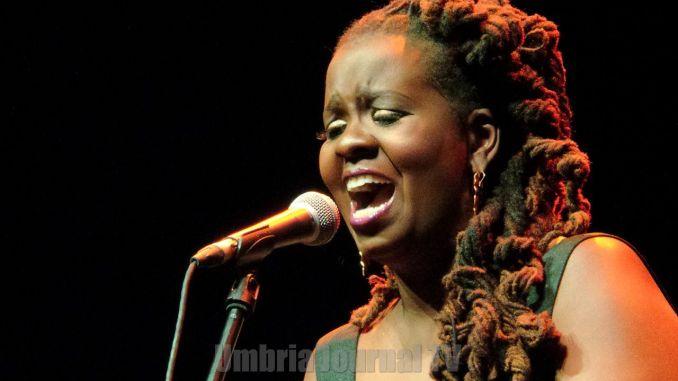 Somi, musica africana e soul americana all'Arena di Umbria Jazz