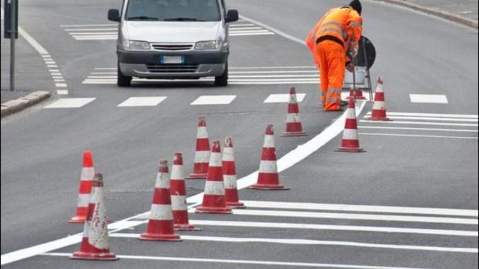 E45, avanzano i lavori di risanamento profondo del piano viabile