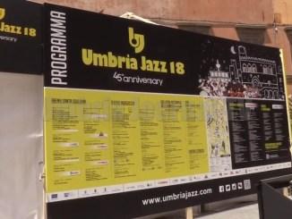 Umbria Jazz, 45esimo anniversario, domani al via, musica no stop