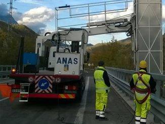 Viadotti E45, Anas, non ci sono tratti non transitabili da tir e mezzi pesanti