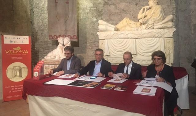 Velimna, gli Etruschi del fiume , dal 29 agosto al 2 settembre