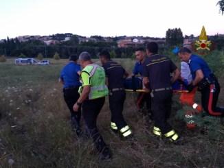 Ritrovato dai vigili del fuoco di Perugia anziano scomparso