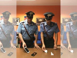 Spacciatori in trasferta, due arresti dai carabinieri di Perugia