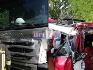 Incidente sulla E45 a Umbertide, all'altezza di un cantiere, un ferito grave
