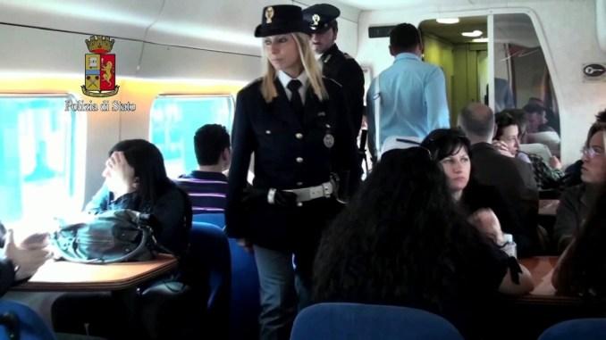 Stazioni sicure anche in Umbria, Polfer, controlli su viaggiatori e bagagli