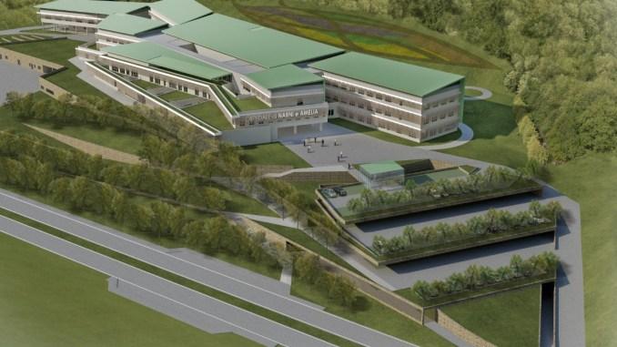 Ospedale Narni Amelia e la sicurezza, bando per progettazione esecutiva