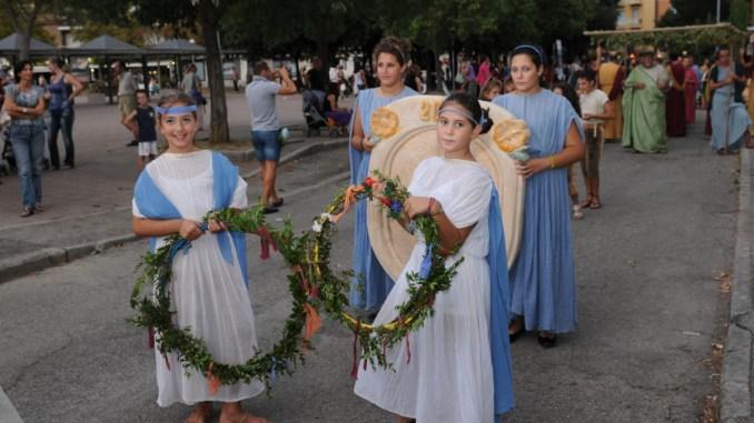 Velimna, gli Etruschi del Fiume, sabato 1 settembre la sfilata