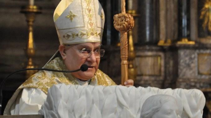 Funerale Maria Chiara Previtali, le parole del vescovo Piemontese durante l'omelia