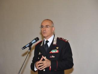Giovanni Nistri Comandante Generale dell'Arma