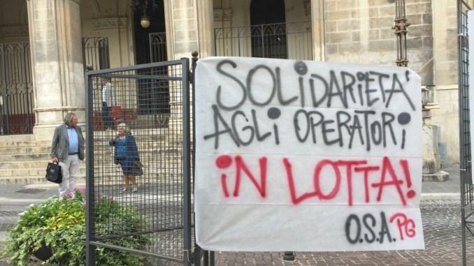 Operatori licenziati da Arcisolidarietà portano l'Arcidi Perugia in tribunale